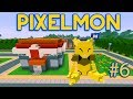 Minecraft: Pixelmon Adventures Ep 6 - A Ghastly Encounter!