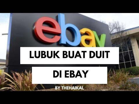 Cara Menjual Barang Jual di Ebay dan Menjana Pendapatan Tambahan