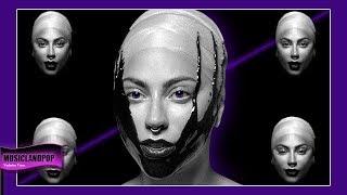 Lady GaGa  LOBSTER [MUSIC VIDEO] #LG6 #enigma (VanVeras Remix)