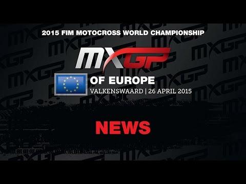 Mxgp Of Europe Race Highlights 2015 - Motocross video