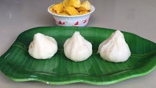 Pala pazham Kozhukattai | Jackfruit pulp stuffed dumplings