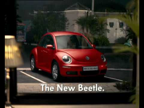 Volkswagen India | New Beetle | TV Commercial