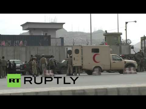 Afghanistan: Several killed, 200 injured in Kabul suicide attack