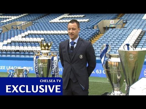 Terry signs new deal