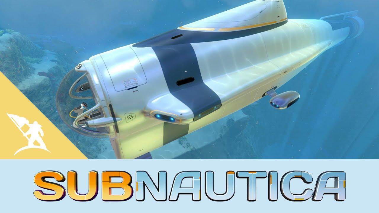 Как в subnautica сделать креатив
