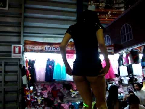 baile sexi en expo sexo y entretenimiento 2010