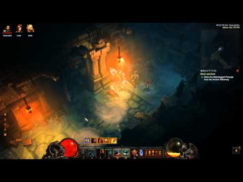 Diablo 3 1.0.8 Best Legendary Farm Route