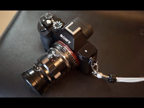 Voigtlander 75mm F2.5 Sony A7r