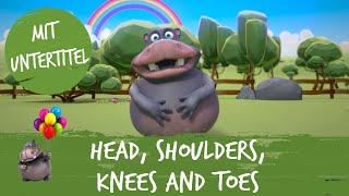 Head, Shoulders, Knees and Toes - HipPo-Pop feat. Nilpferd   Kinderlieder