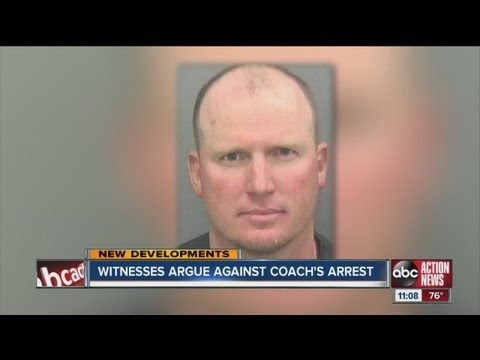 Youth coach arrested for head-butting softball umpire