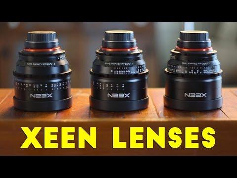 Xeen Cinema Lenses & Visual Storytelling Tour