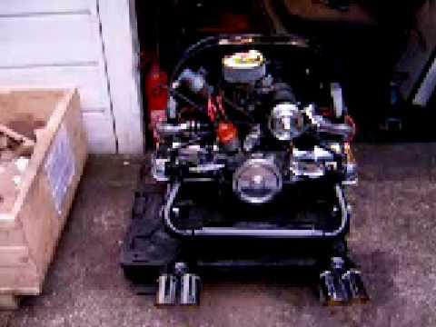 1300cc VW VOLKSWAGEN BEETLE RAIL TRIKE BUGGY CHROME ENGINE 4 SALE ON EBAY UK 16 JAN 2009 - YouTube
