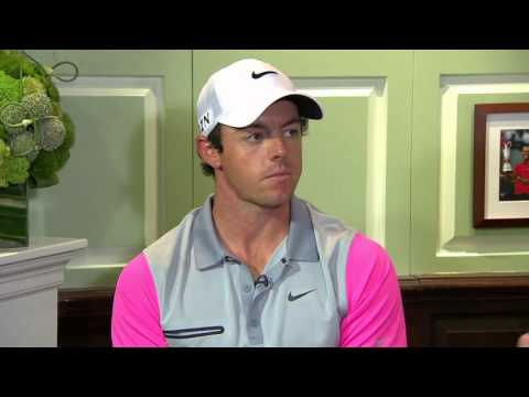 Emotional Win For Rory McIlory