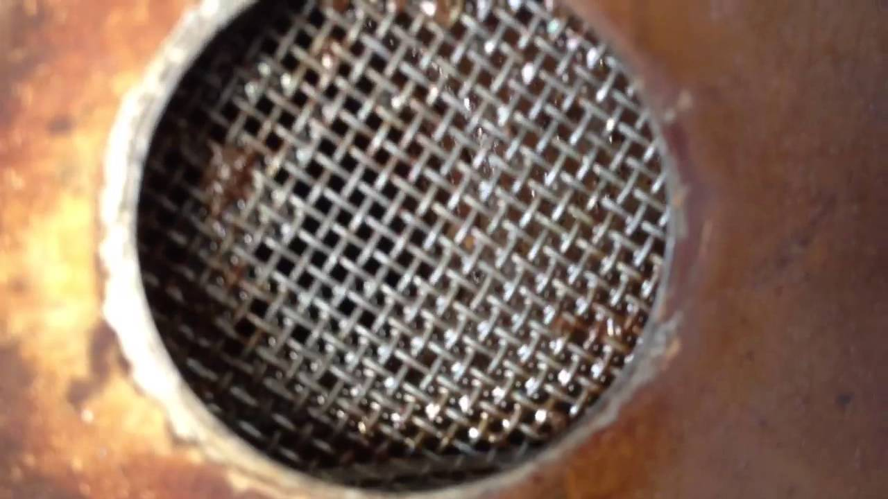 How To Clean Oil Pump Pickup Screen Youtube