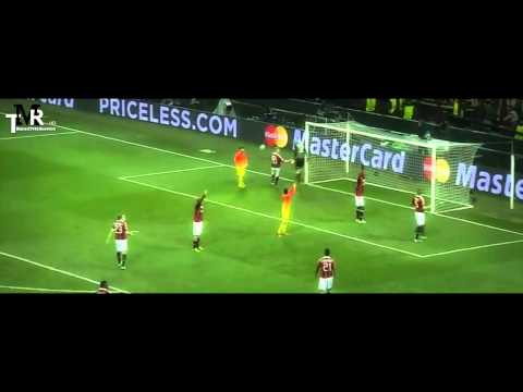 F.C Barcellona - A.C Milan 4-0 
