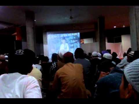 Qori Nasional Juadi, St  Peringatan Maulidurrasul 2015 Pontianak Kalbar video