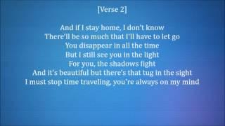 Download Lagu Florence + The Machine - Wish That You Were Here (Lyrics) Gratis STAFABAND