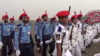 Victory day parade of Bangladesh 2015 (official video) ®