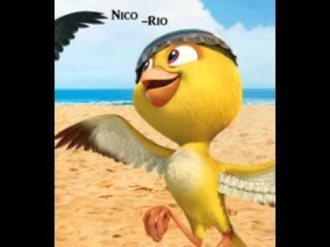 Fly Love - Jamie Foxx RIO Sound Track