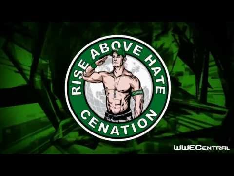 Wwe John Cena Theme Song And New Titantron 2012 *green Version* (hd) video