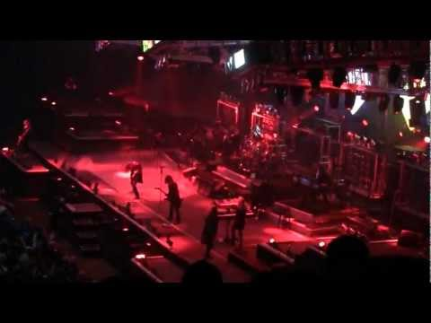 Carol of the Bells Trans Siberian Orchestra Live Chicago 2011 Allstate Arena Rosemont IL TSO