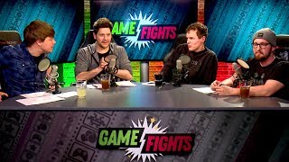 Game Fights #1 mit Colin, Simon, Fabian Döhla & Tim