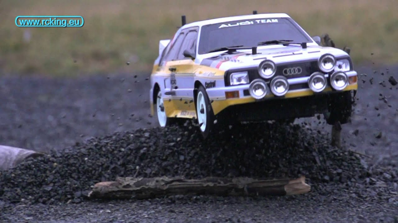 rc audi quattro rally legends rcking youtube. Black Bedroom Furniture Sets. Home Design Ideas