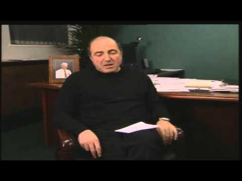 Березовский о Жириновском