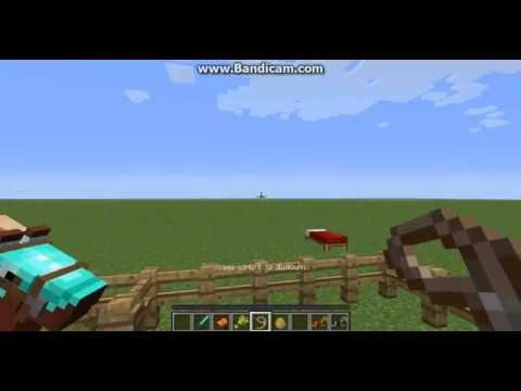 Как Привязать Лошадь к Столбу в Майнкрафт