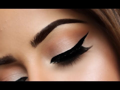 आयलाइनर कैसे लगायें | How to Apply Step by Step Winged Eyeliner for Beginners | Deepti Ghai Sharma
