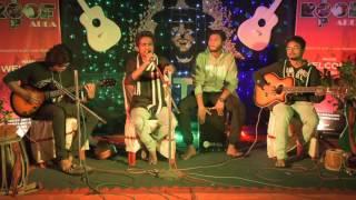 Punorjonmo Unplugged PROTYASHA @Roof top Adda Session 2