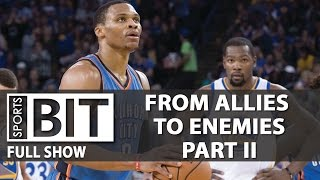 Sports BIT | From Allies To Enemies: Part II | Sports Center for Bettors