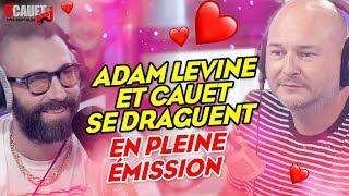 ADAM LEVINE et Cauet se draguent en pleine émission - C'Cauet sur NRJ