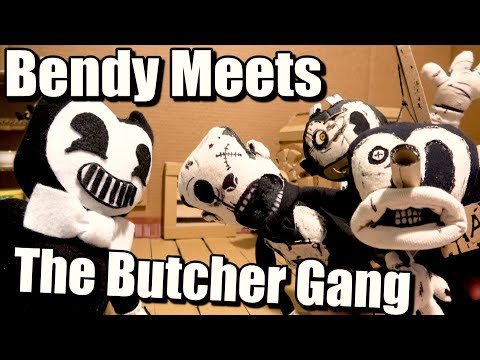 MMA Movie: Bendy Meets the Butcher Gang!