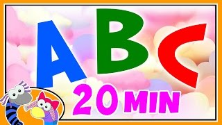 ABC Song | ABC Songs for Children | Learn Alphabets & Other Popular Nursery Rhymes By Silly Sox