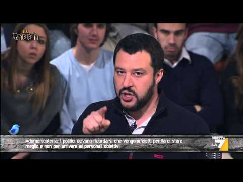 """GUALMINI, """"STUDIOSA DI POPULISMI"""", ASFALTATA DA SALVINI"""
