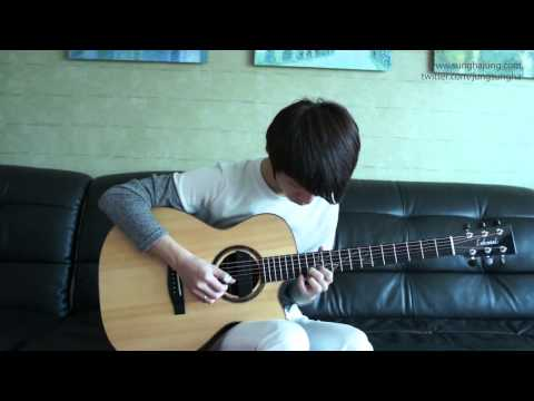 Sungha Jung - All Of Me