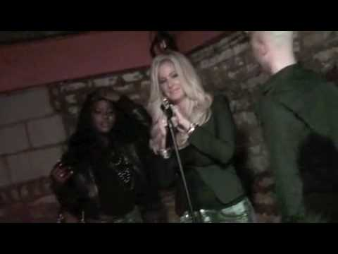 Kim Zolciak LIVE at Spin Nightclub Chicago