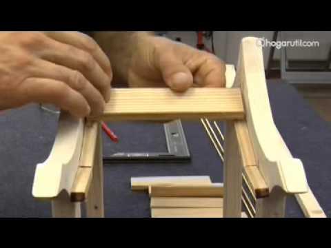 Jaula de madera - YouTube