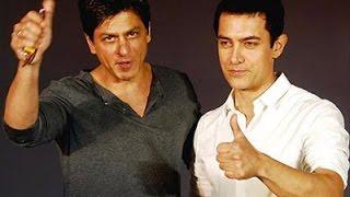 Aamir Khan और Shah Rukh Khan 3 Idiots के sequels में आएंगे साथ -साथ