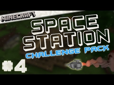 [1.7.10] Space Station Challenge Pack! - Part 4 - Headbang Party