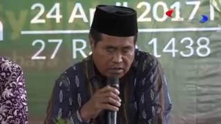 فاجأه الموت وهو يتلو القرآن على الهواء فأبى أن يتوقف .. شاهد وفاة أشهر مقرئ بإندونيسيا