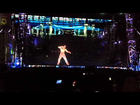 Tupac Hologram HD (1080p) @ Coachella 2012 Weekend 1