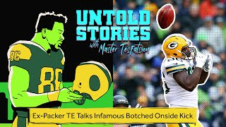 Brandon Bostick Talks 2014 NFC Championship Botched Onside Kick | Untold Stories