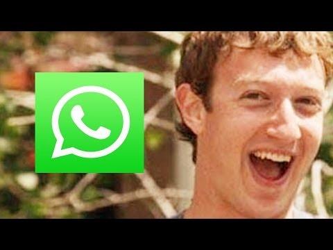 WhatsApp  Sold For $ 19 B To Mark Zuckerberg FB : Jan Koum