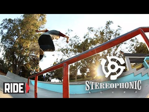 Tincan Parklore with Nate Greenwood in Stereophonic Sound: Volume 21