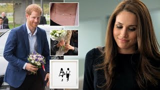 Gifts Prince Harry has given Meghan Markle will make you green with envy