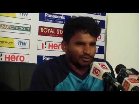 2nd ODI, Post Match Press Conference: Kusal Perera