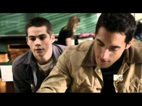 Teen Wolf - Stiles - Funny Moments