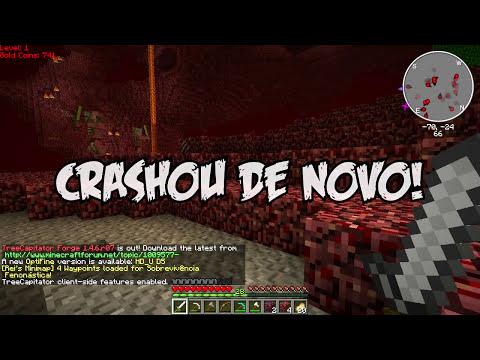 Apanhador de Ítens Mortífero! - Sobrevivência Fenonástica: Minecraft #4